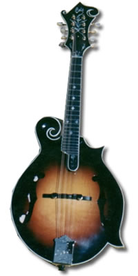 Cole Mandolins sound and look beautiful!